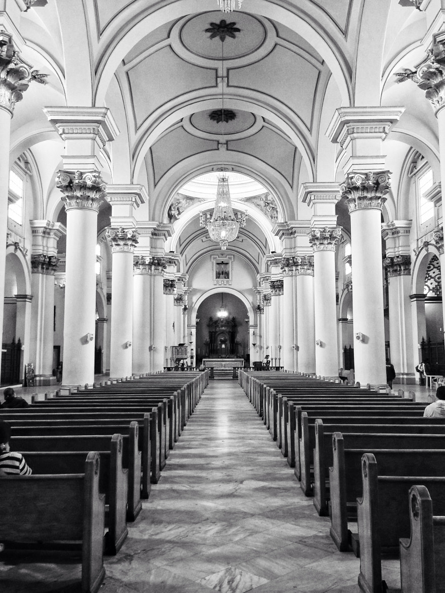 Photograph Main church by Robert Contreras on 500px