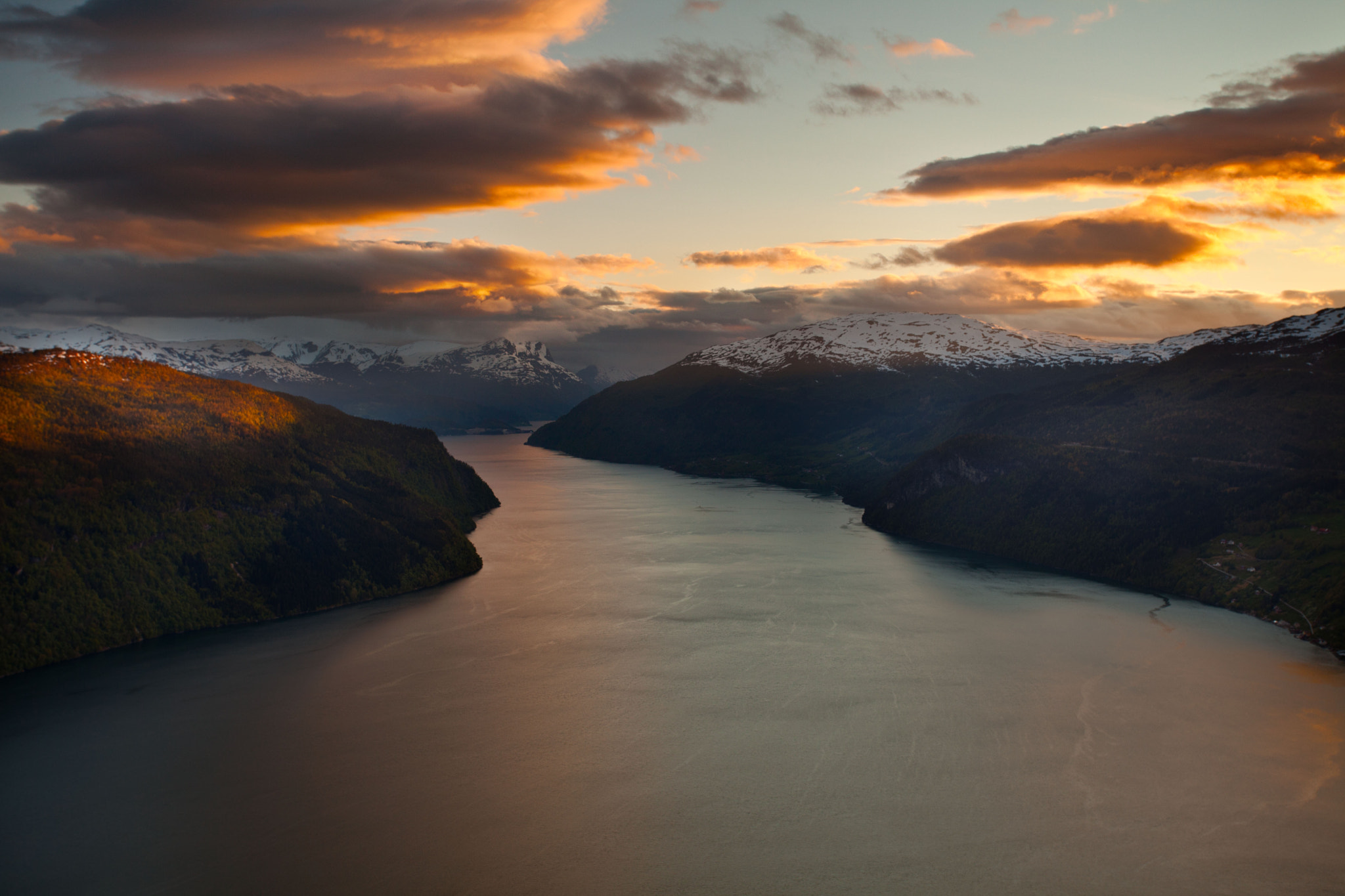 Photograph Nordfjord Panorama by Natalia Eriksson on 500px