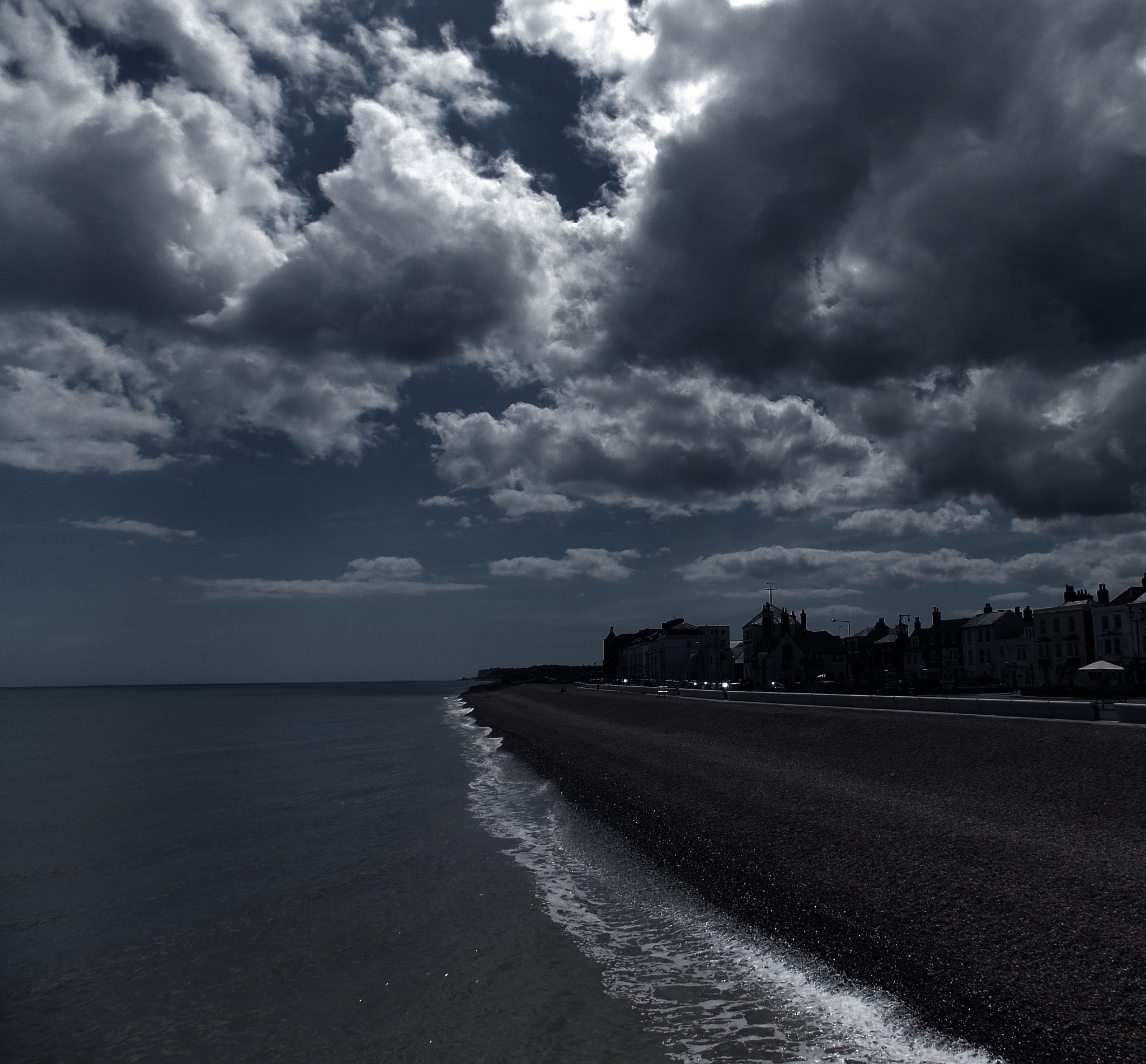 Photograph Dark Storm by David Curry on 500px
