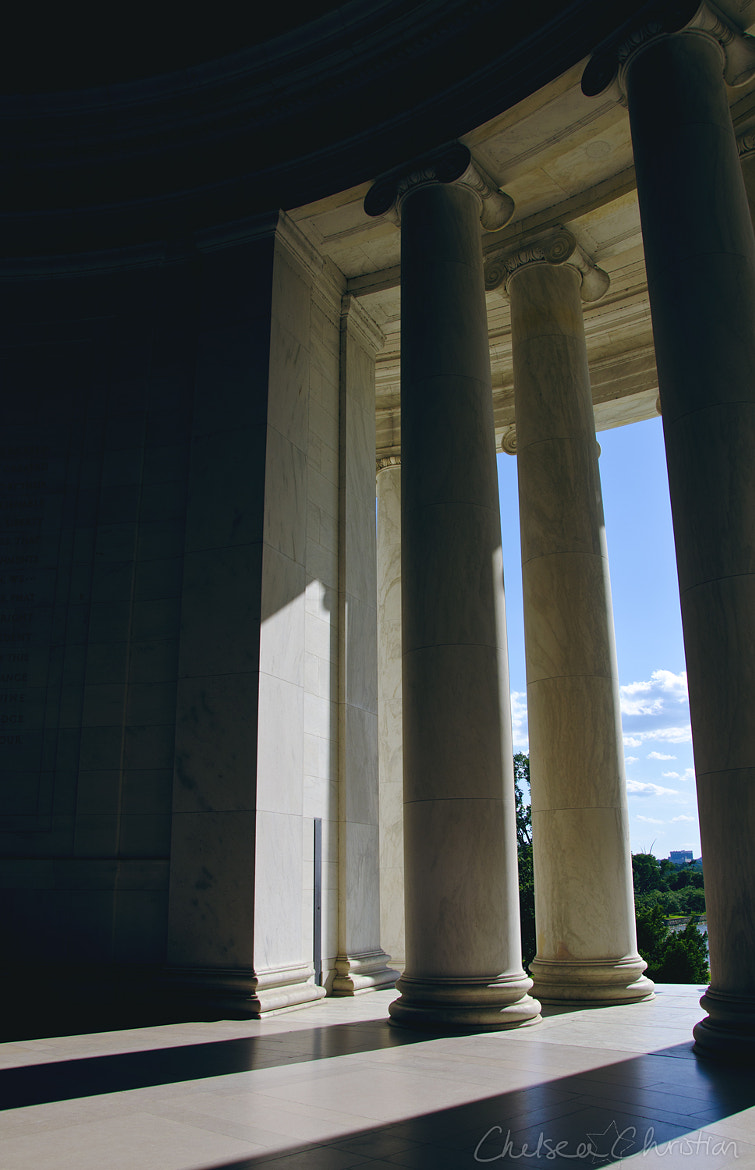 Photograph Jefferson Memorial by Chelsea Christian on 500px