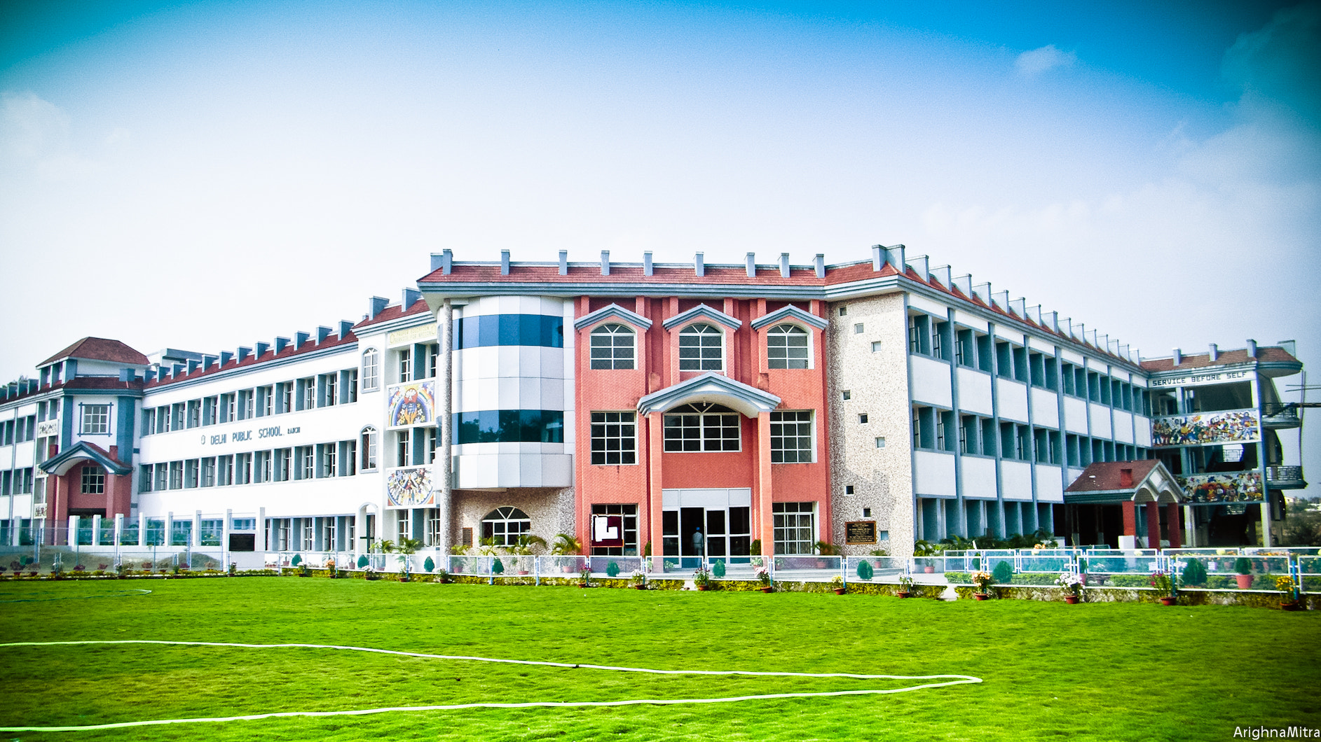 Photograph the school by Arighna Mitra on 500px