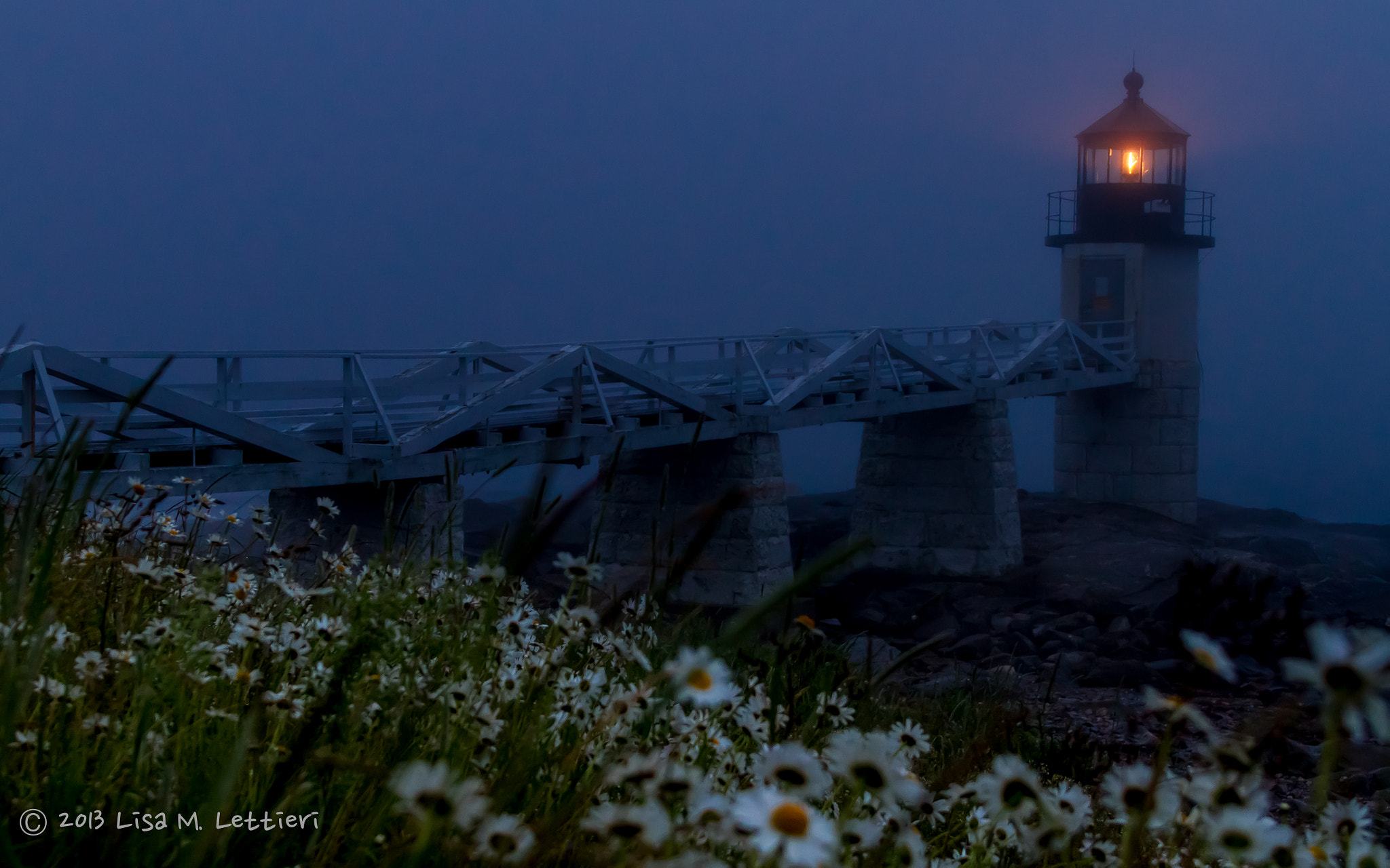 Photograph Marshall Point Lighthouse by Lisa Lettieri on 500px