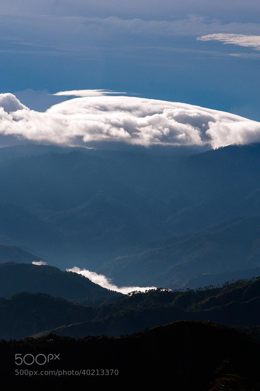 Photograph Mount Cloud 1 by Ren  Muñoz on 500px