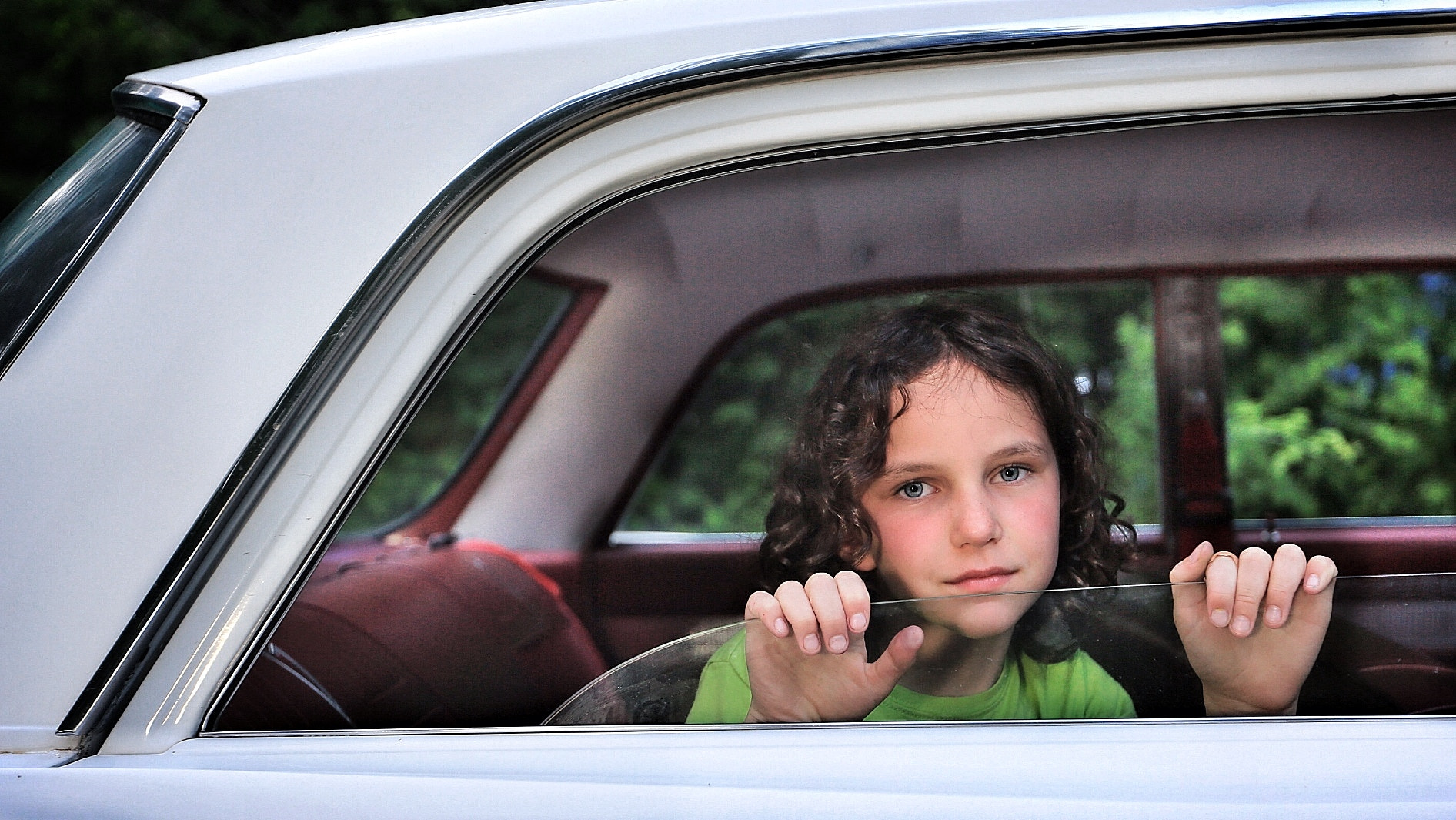 Photograph Girl in Car by Broto C on 500px