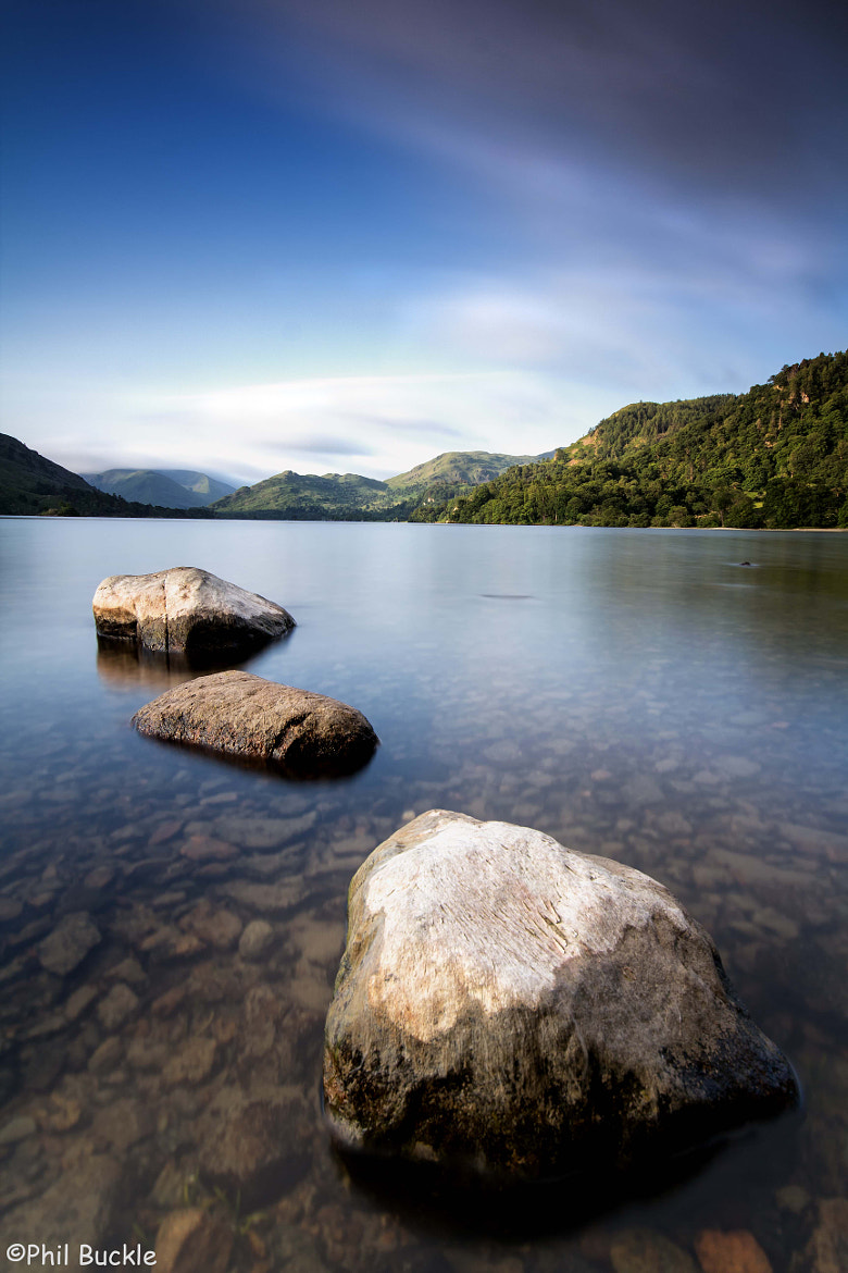 Photograph Ullswater by Phil Buckle on 500px