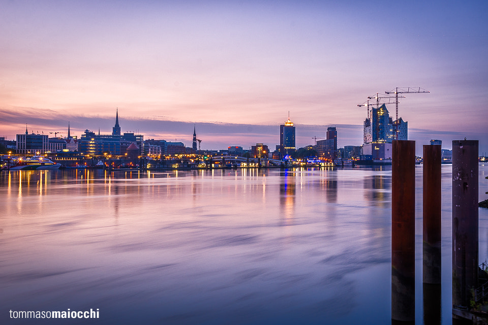 Photograph Sunrise in Hamburg by Tommaso Maiocchi on 500px