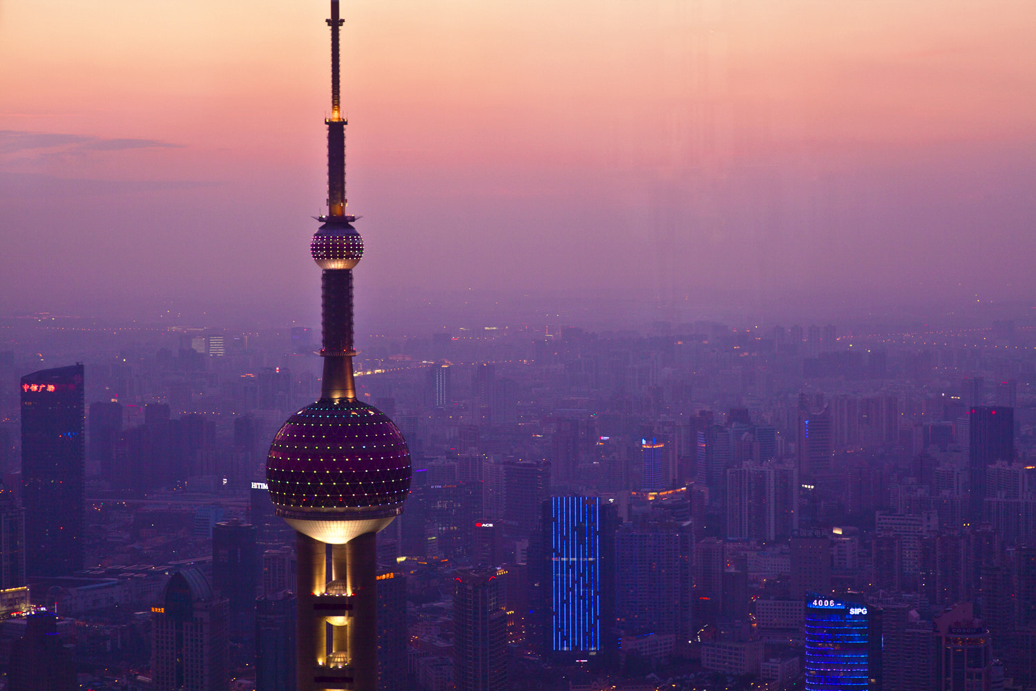 Photograph Shanghai Oriental Pearl TV Tower by MG Moscatello on 500px