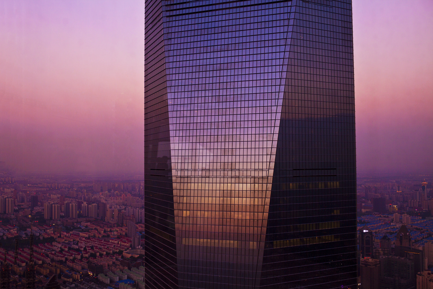 Photograph Shanghai Financial Center by MG Moscatello on 500px