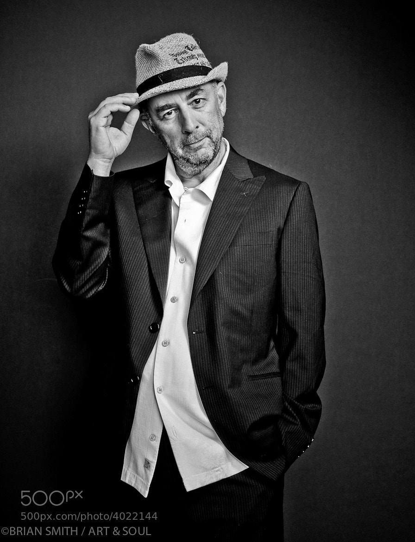 Photograph FIlm Noir: Richard Schiff by Brian Smith on 500px