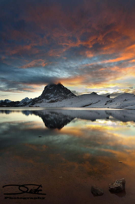 Photograph Middi d´Ossau by David Cidre on 500px