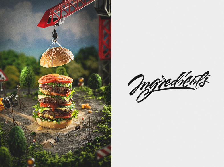 Photograph Food Construction by Alexey & Julia on 500px