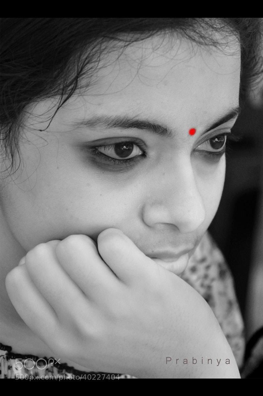 Photograph Portrait by vidya creative media & photography - Shamjith Sreevidya on 500px