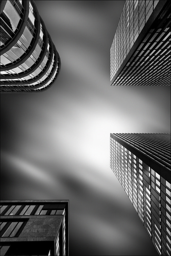 Photograph [ ... the dark towers ] by D-P  Photography on 500px