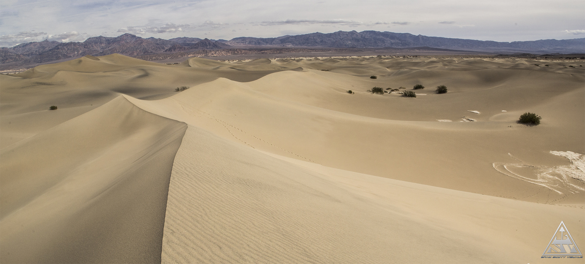 Photograph Mesquite Dunes Death Valley by Brad Scott on 500px