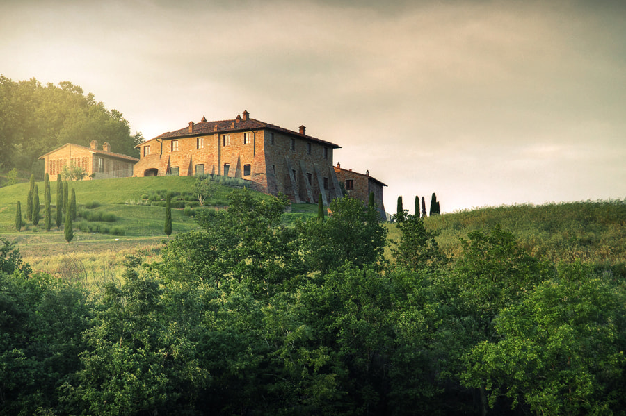 Photograph Tuscany by Shay Sapir on 500px