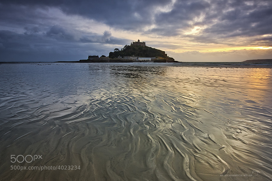Taken yesterday at St Michael's Mount in Cornwall.