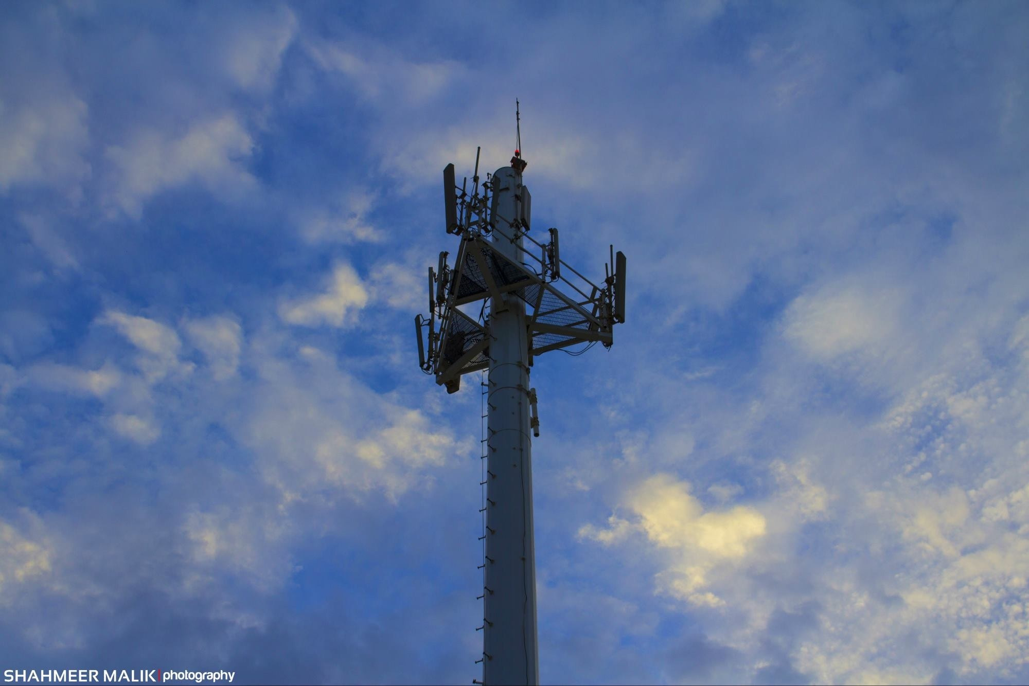Photograph Cell Tower... by Shahmeer Malik on 500px
