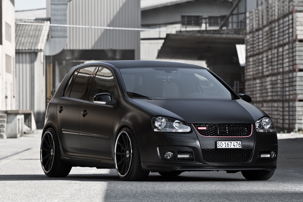 Photograph VW GOLF GTI. by Kusi Müller on 500px