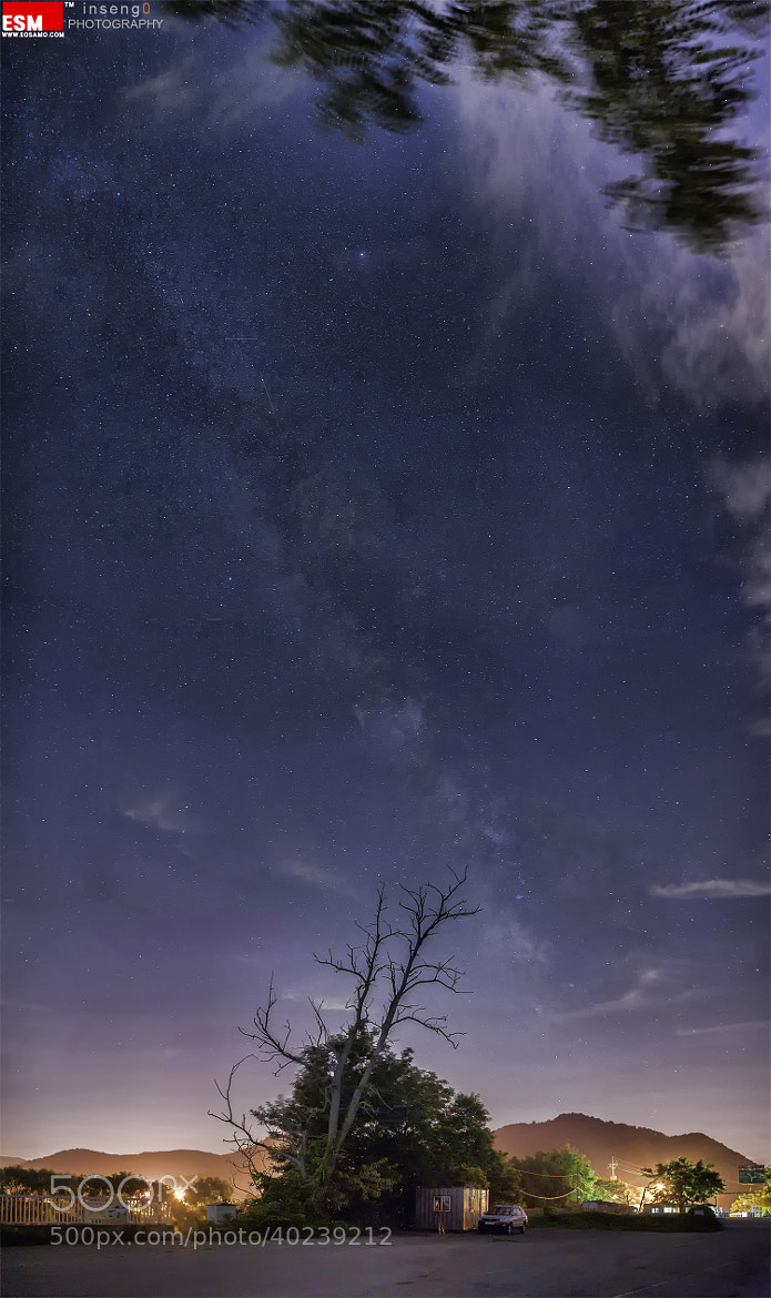 Photograph vertical, milkyway by chan-wook Kim on 500px