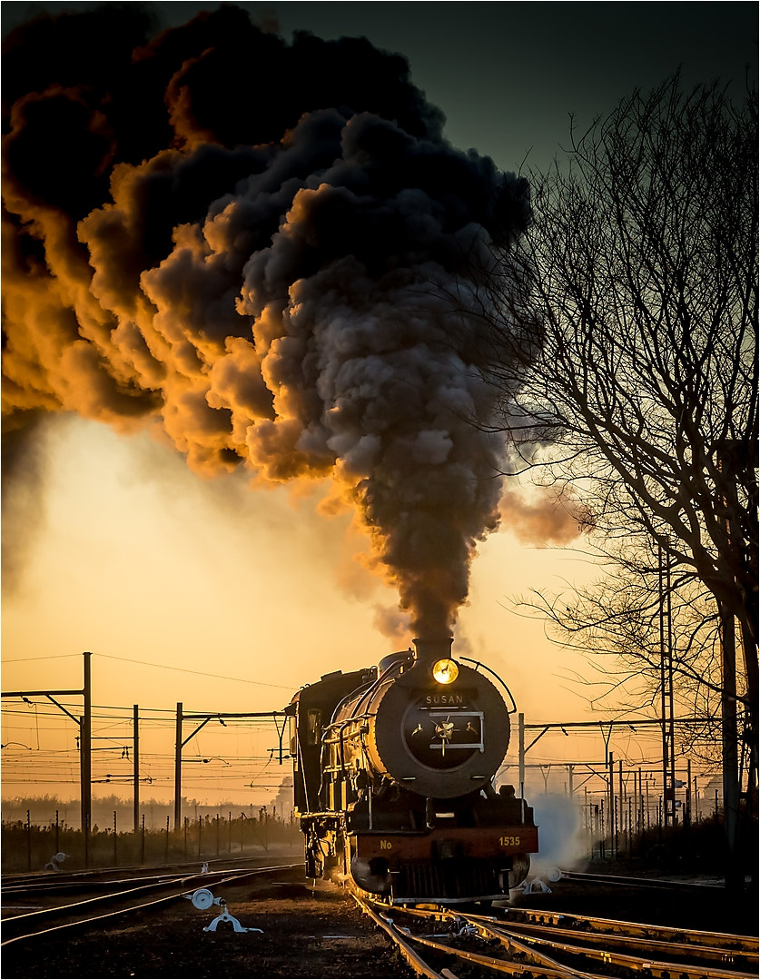 Photograph Last surviving Class 12AR by Pieter Gravett on 500px