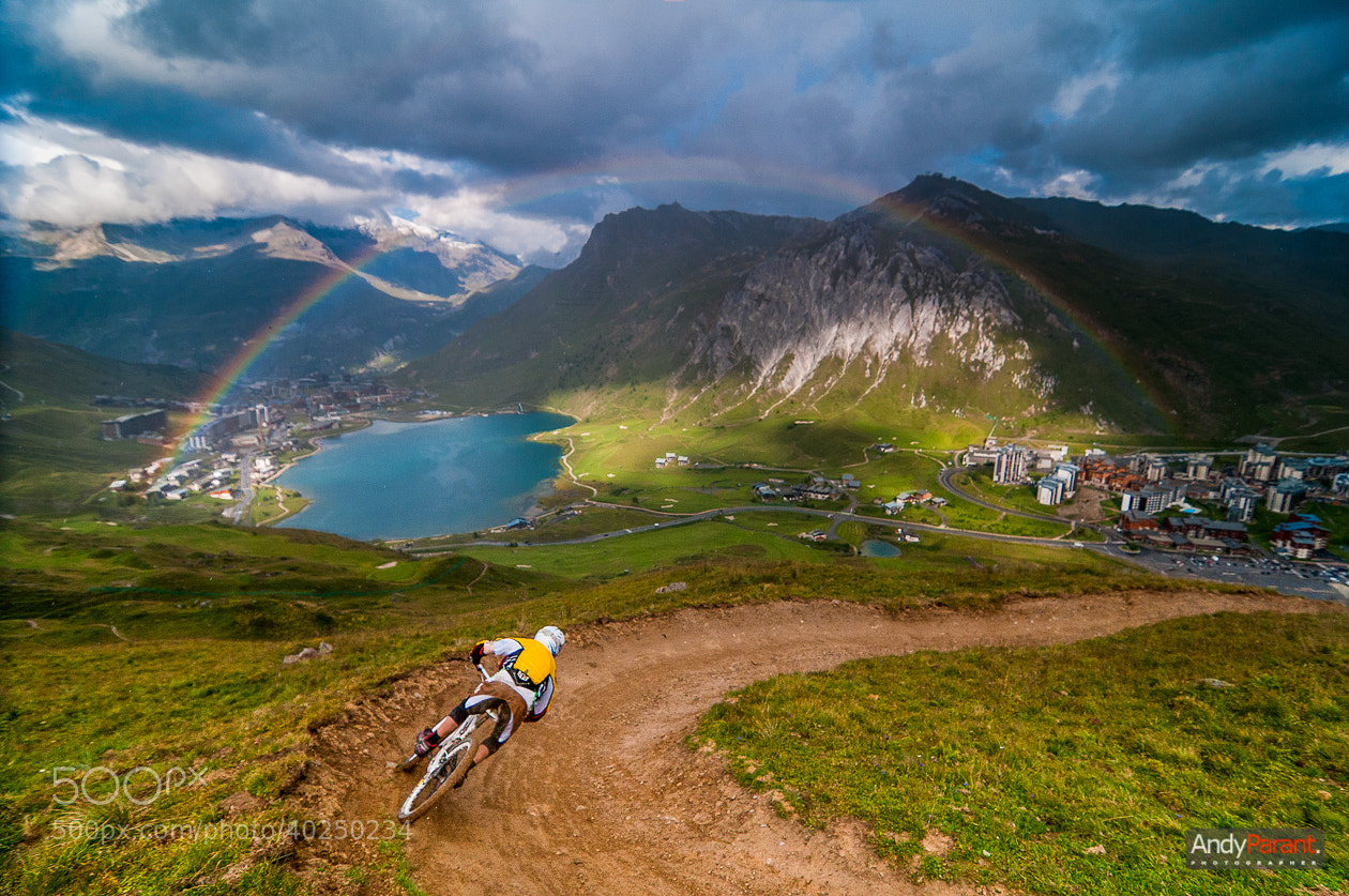 Photograph Rainbow by Andy Parant on 500px