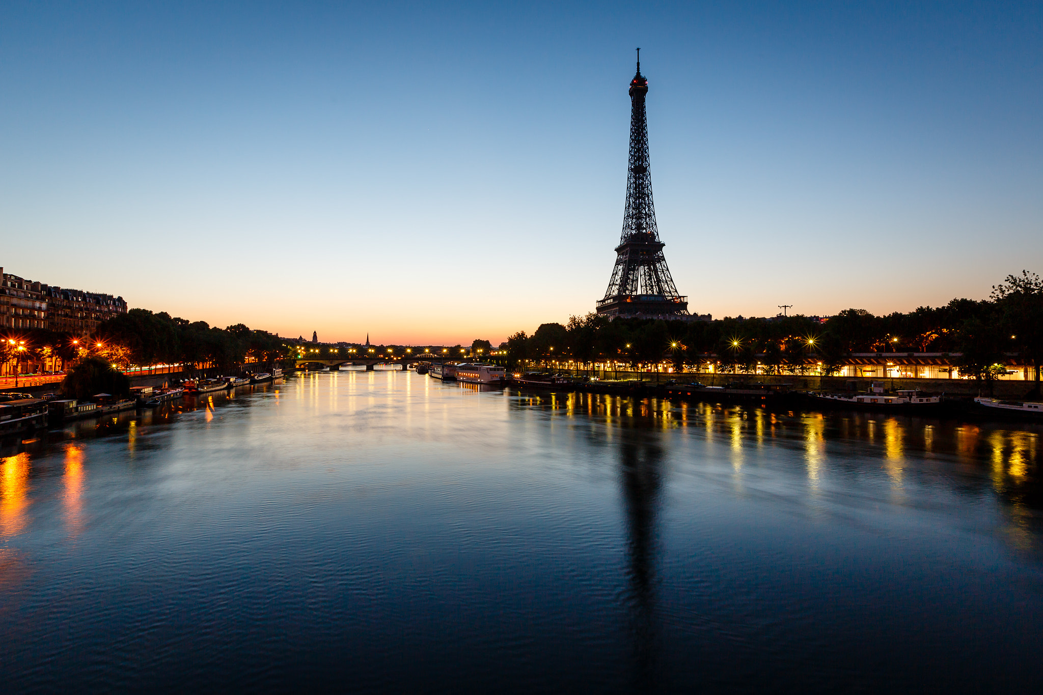 Photograph Eiffel Tower by Andrey Omelyanchuk on 500px