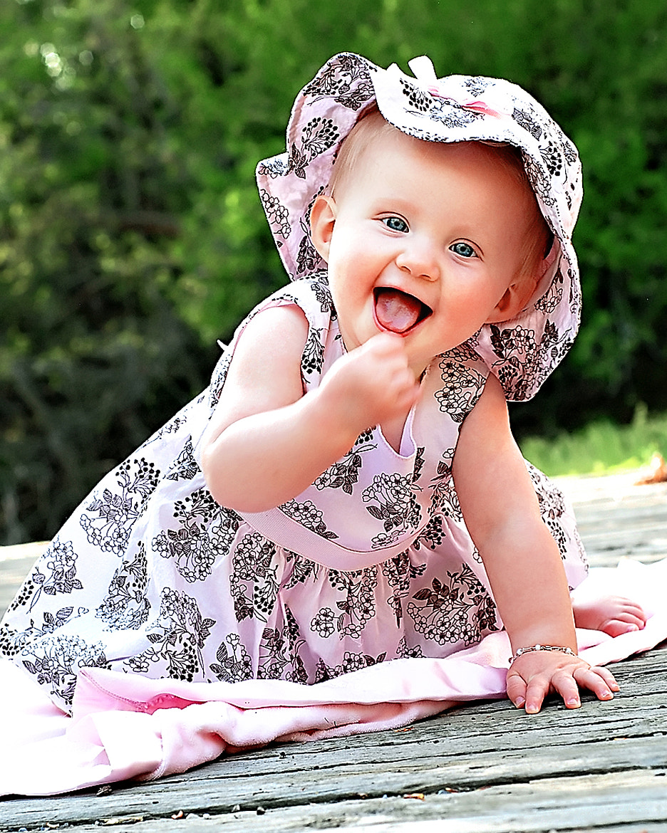 Photograph Happy Girl by Melissa Papaj on 500px