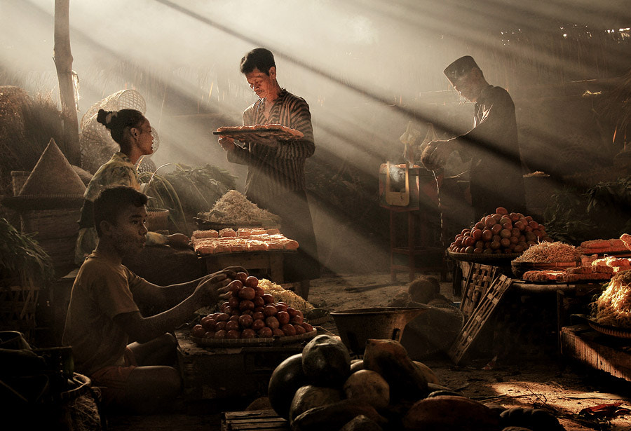 Photograph Traditional Market by Hary Muhammad on 500px
