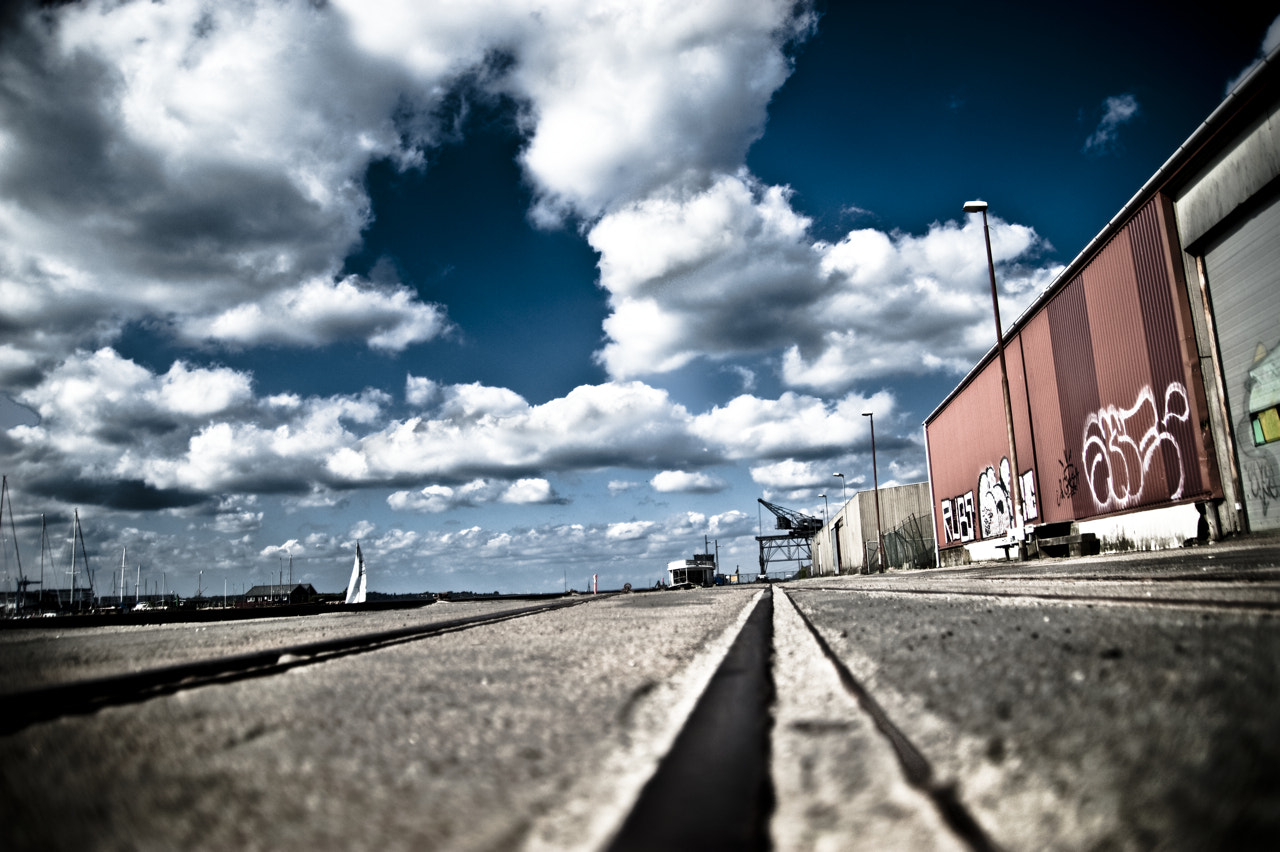 Photograph Port Area by Tue Bengtsson on 500px