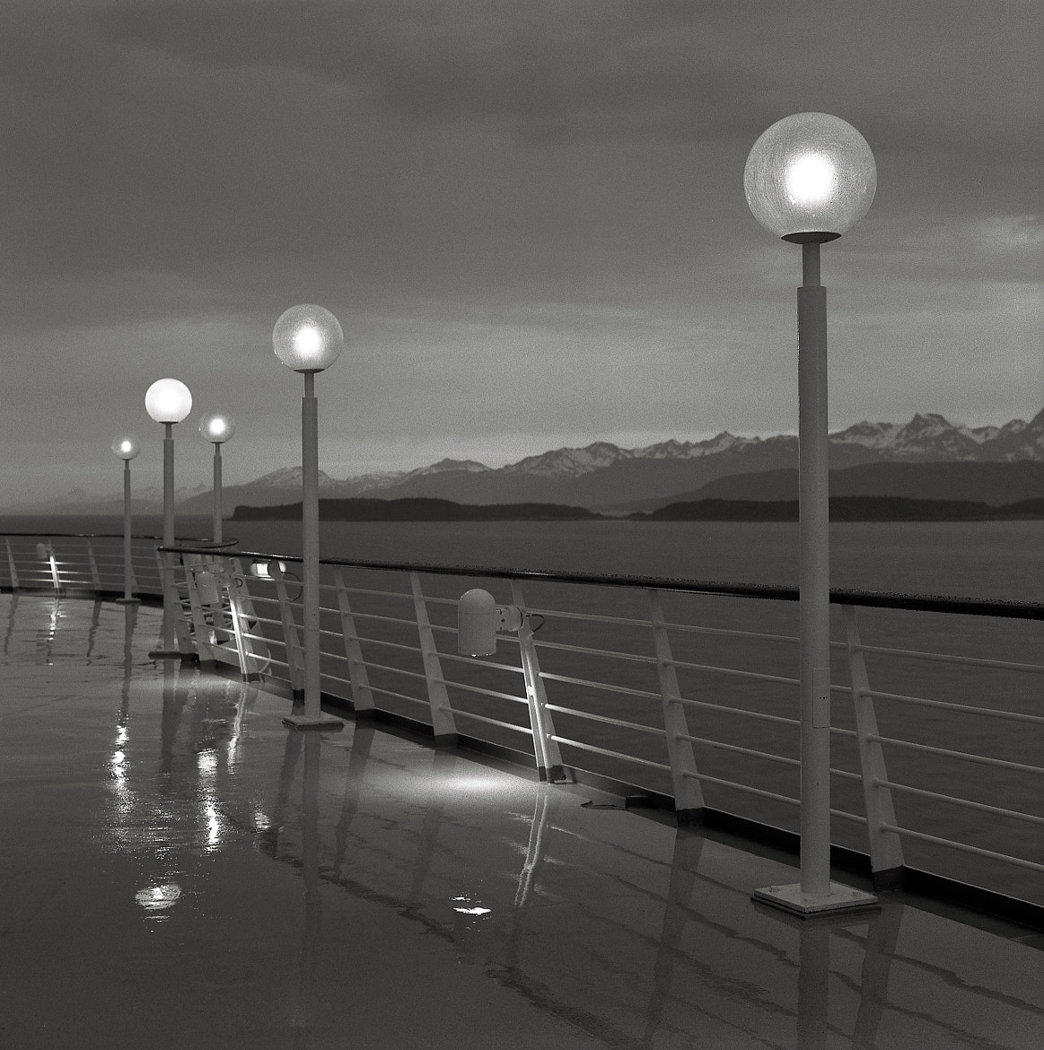 Photograph Lamps, Inside Passage, Alaska by Austin Granger on 500px