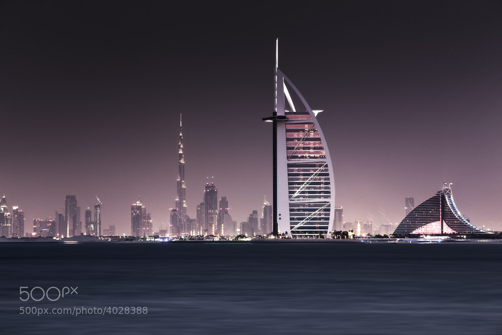 Photograph future city by Alisdair Miller on 500px