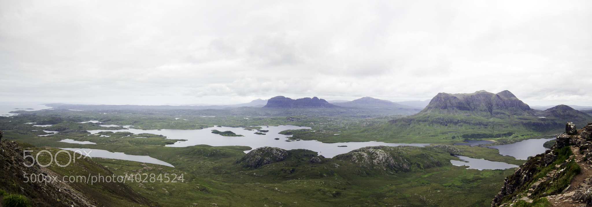 Photograph View from Stac Polly by Dan James on 500px