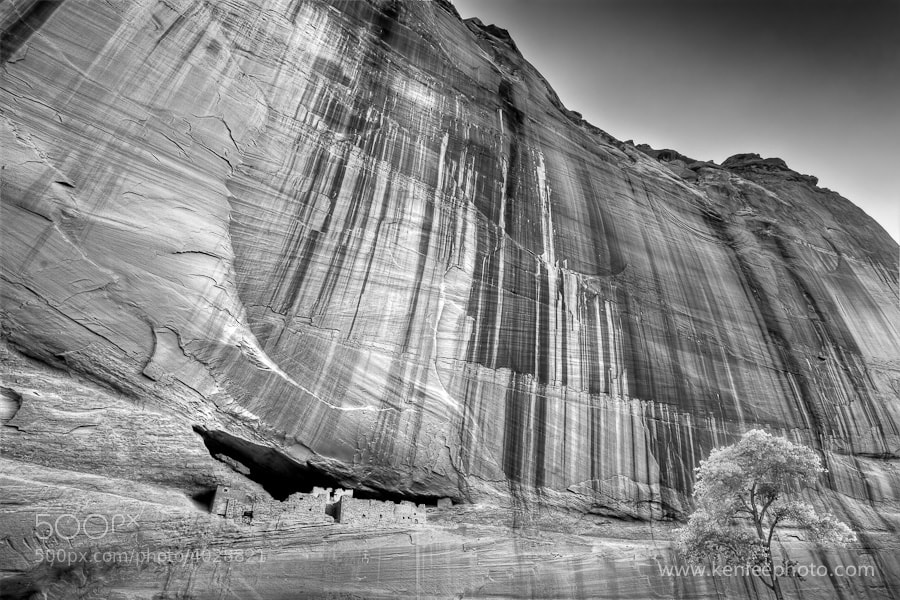 Photograph White House Ruin, Canyon de Chelly by Ken Lee on 500px