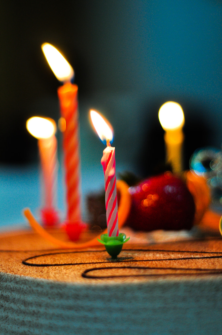 Photograph Candles by Brandon  Tan on 500px