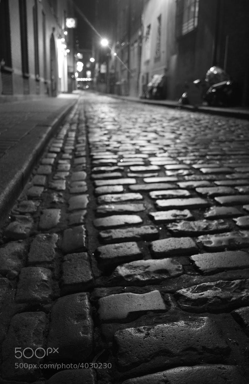 Photograph Dublin Cobbles by Peter Murphy on 500px