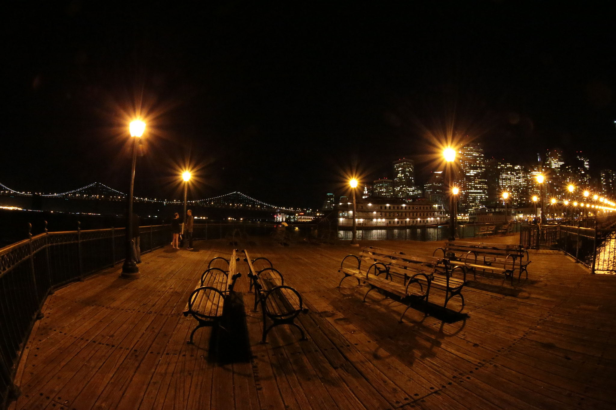 Photograph Summer Night in San Francisco  by Leonidas EL-Guapo on 500px