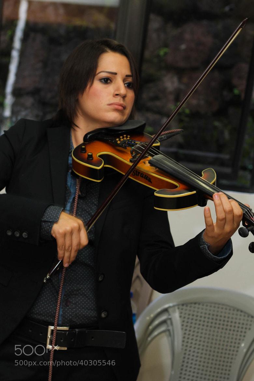 Photograph Violinista by Cristina Bendek on 500px