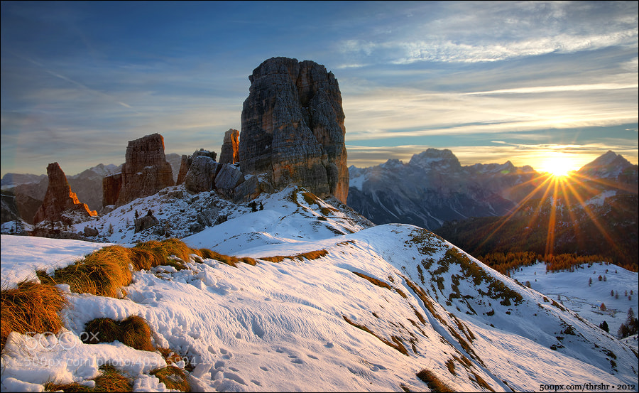Photograph Cinque Torri by Andrew Thrasher on 500px