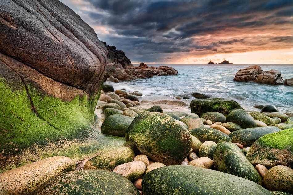 Photograph Porth Nanven by Michael  Breitung on 500px