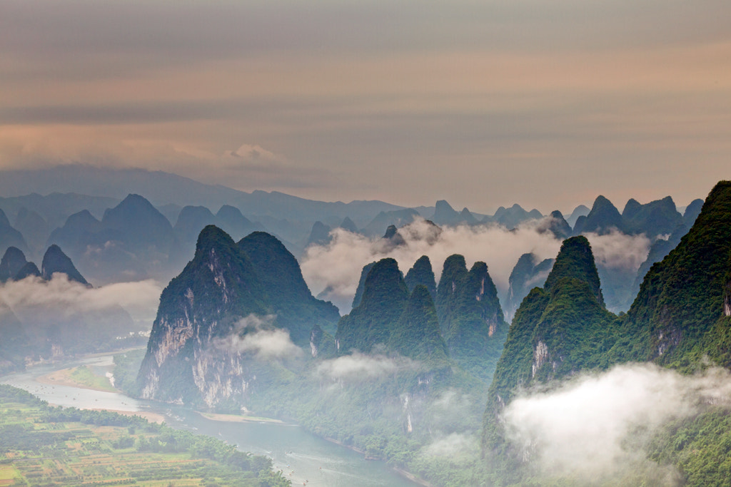 Photograph Layers of the Mountains by Helminadia Ranford on 500px