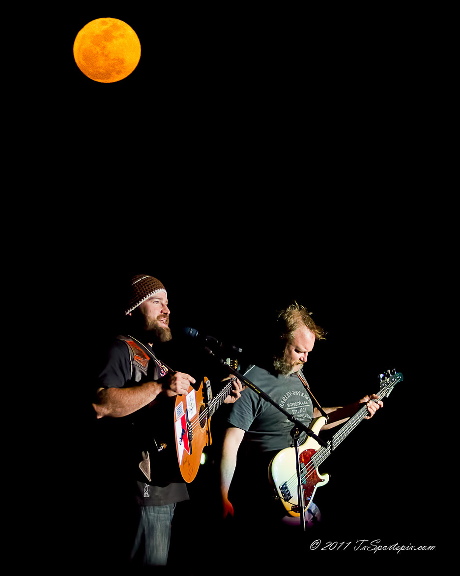 Photograph Full Moon Concert by Lorne Marcum on 500px