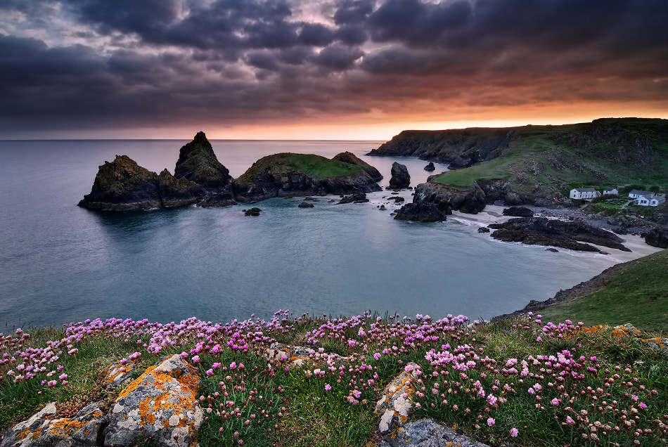 Photograph Kynance Cove by Michael  Breitung on 500px