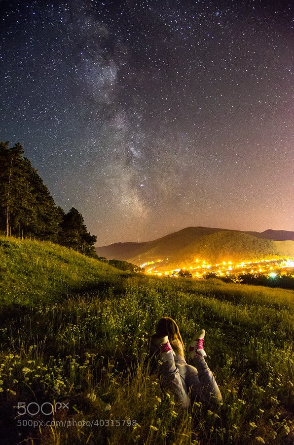 Photograph Star gaze by Mogan Andrei on 500px