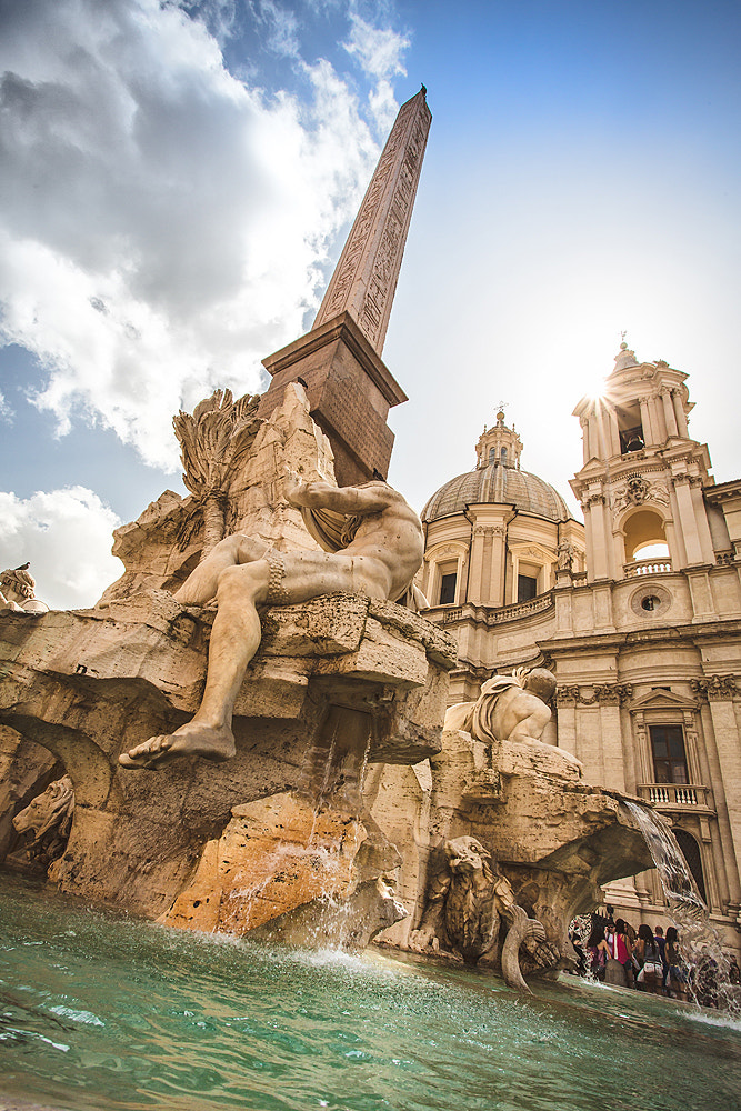 Photograph Rome - Piazza Navona by Torsten Hufsky on 500px