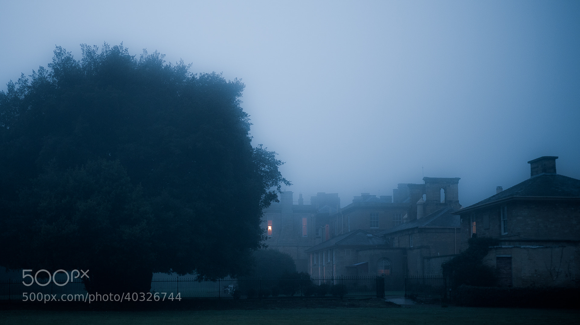 Photograph Bowcliffe Hall by Paul Simon on 500px