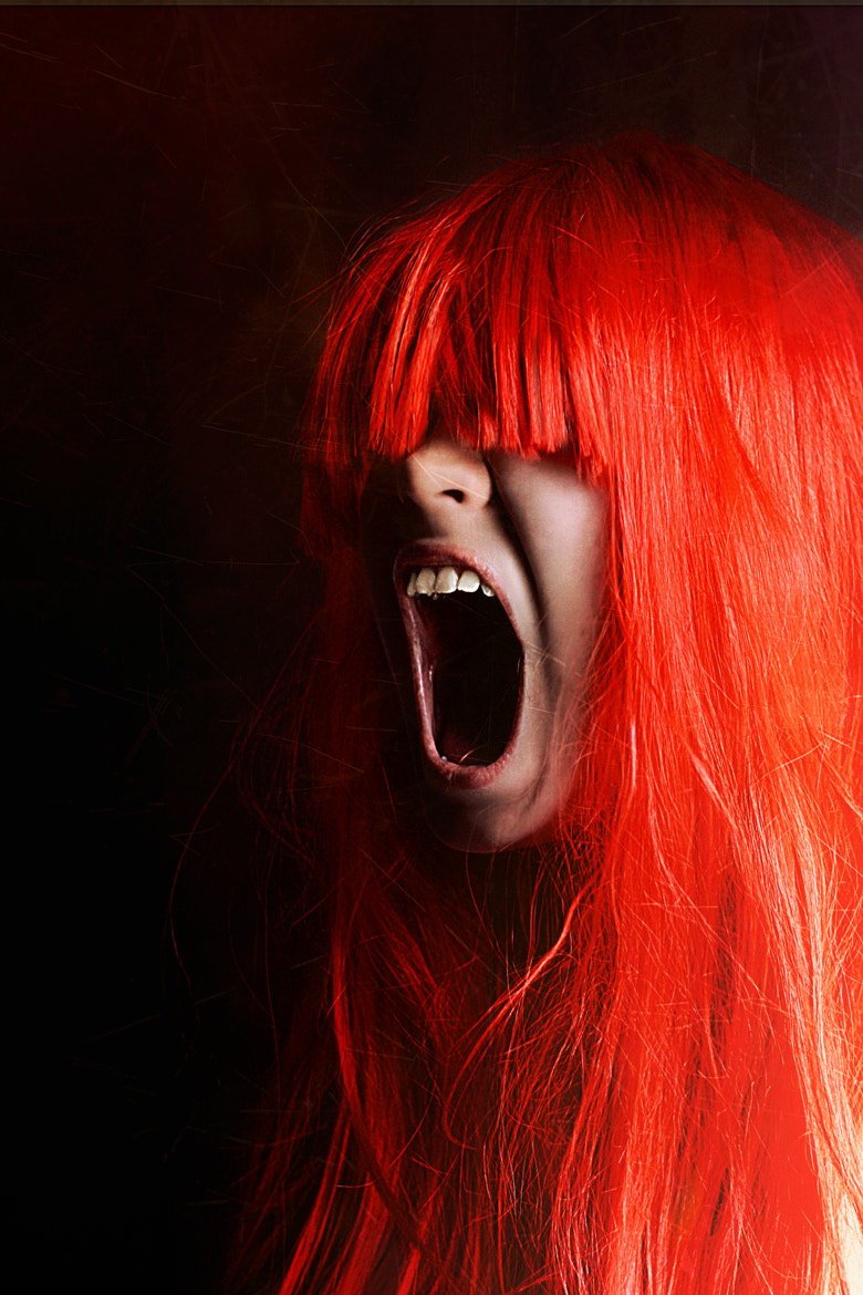 Photograph The Scream by Lauren Bates on 500px