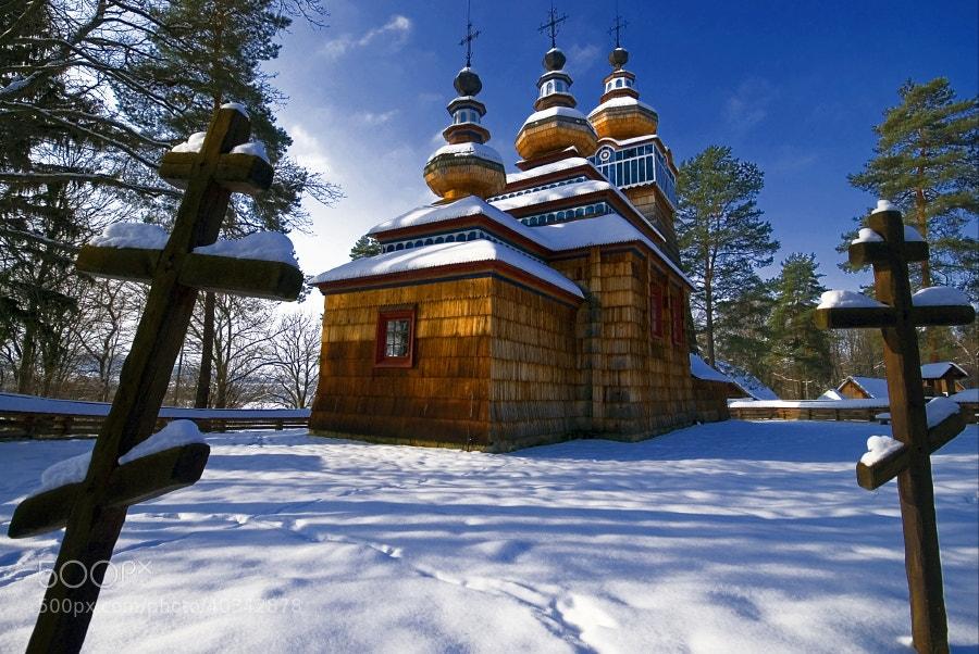 Photograph Winter memories by Darek Gruszka on 500px