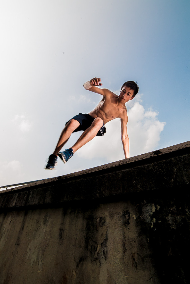 Photograph Parkour by Giovanni Cioli on 500px