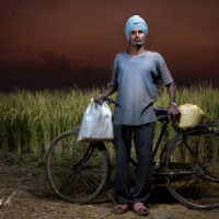 Migrant worker of Punjab