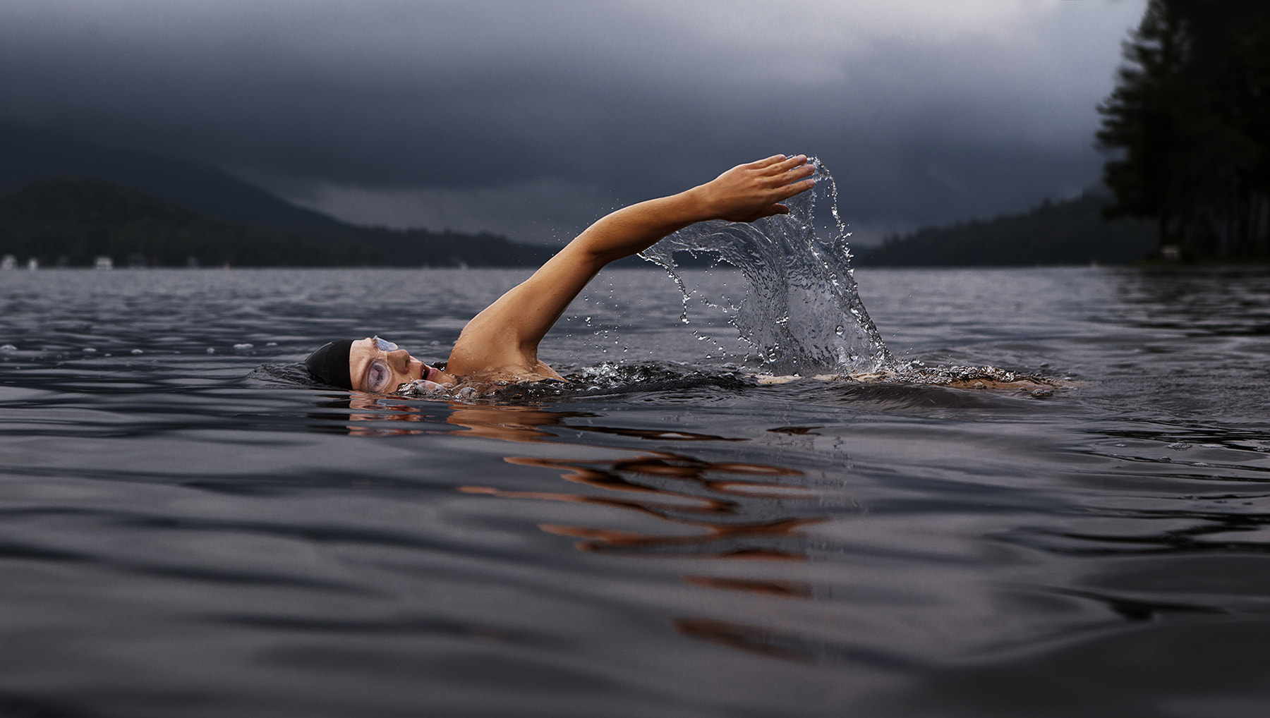 Photograph Swimming by Todd Quackenbush on 500px
